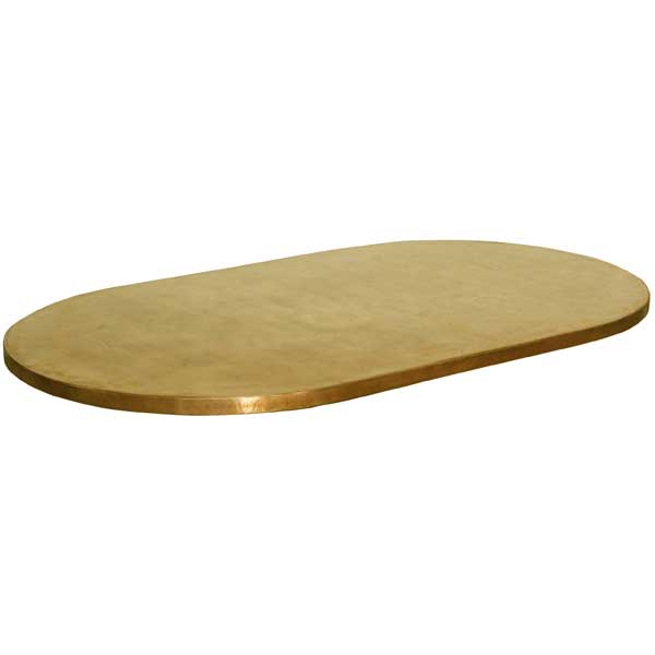 METAL TABLE TOPS
