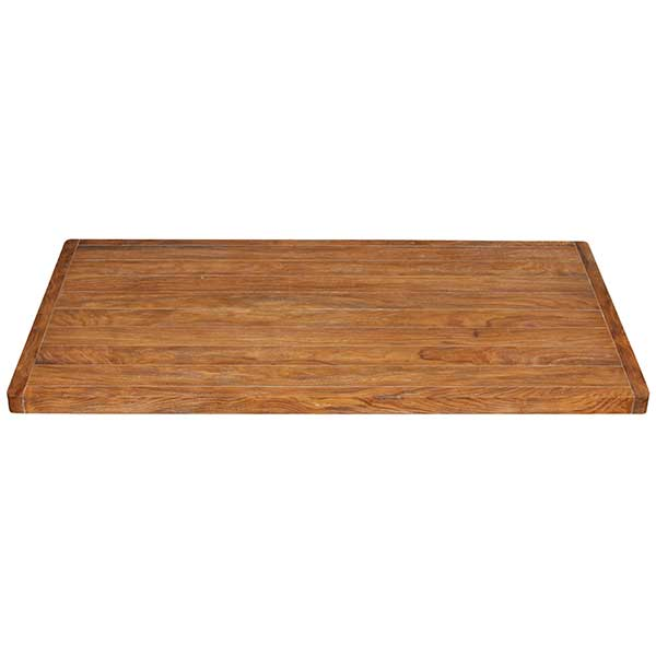 Wood Plank Table Top Square Or Rectangular Gilani Furniture