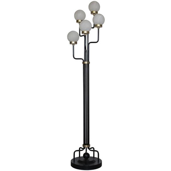 FLOOR LAMPS & TORCHIERES