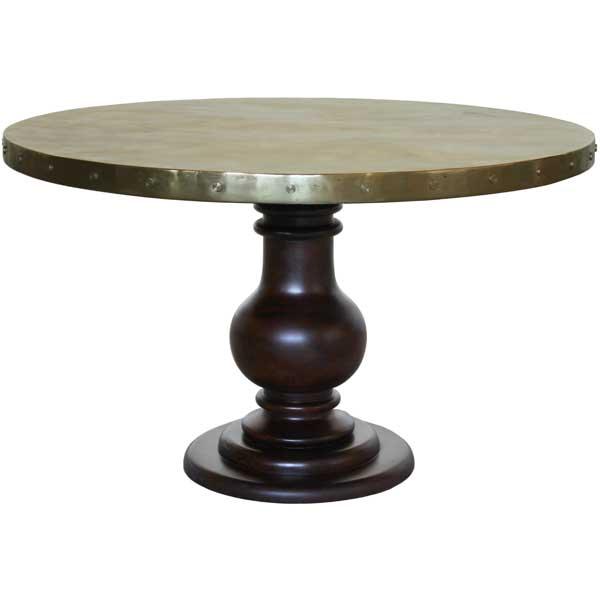 Baluster Dining Table eldesignrcom : DT25642 Baluster Dining Table from eldesignr.com size 600 x 600 jpeg 12kB