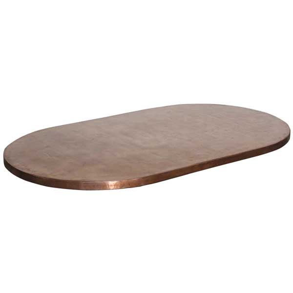 BRASS OR COPPER TABLE TOPS